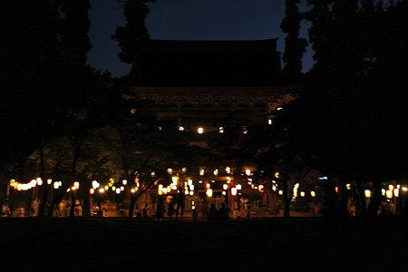 真夏の夜の盆踊り!090815
