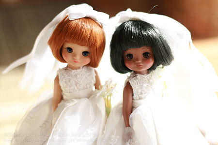 Make Believe Bride Tosca & Dru-4