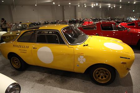 四国自動車博物館・ALFA ROMEO GTA1300 Junior Gr.5 MONZEGLIO - 12