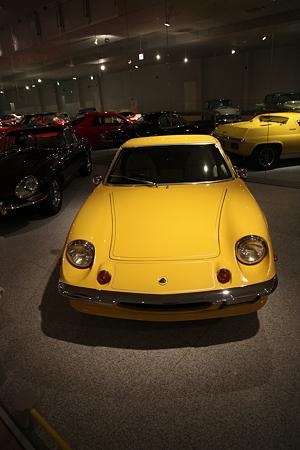 四国自動車博物館・LOTUS EUROPA SPECIAL (TYPE74) - 18