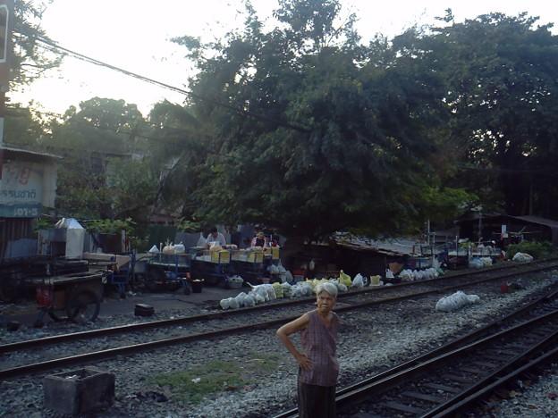 Photos: 【タイ】ひまわり列車 Sunflower Train 2008 [03] バンコク近郊