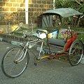 Photos: 【タイ】ロッブリー Lopburi 2008 [28] 最新型の自転車トゥクトゥク