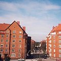 Photos: 【北欧】ヘルシンキ フィンランド 2005 [29] 住宅街