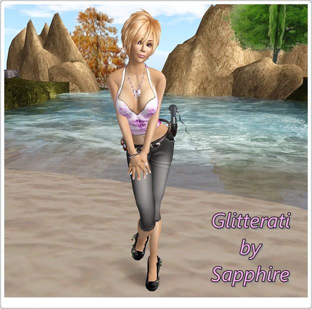 Sapphire's - September 2009