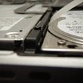 MacBook Pro - 裏中 HDD+DVD Drive_P5160050