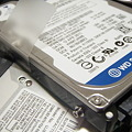 Photos: MacBook Pro - Western Digital Scorpio Blue 2.5inch 5200rpm 1TB 8MB SATA WD10TPVT接続_P5180068