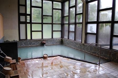 品が良い印象の浴室