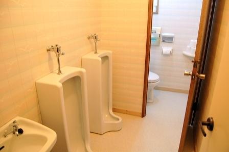 1階男性トイレ