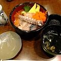 写真: 海鮮丼1