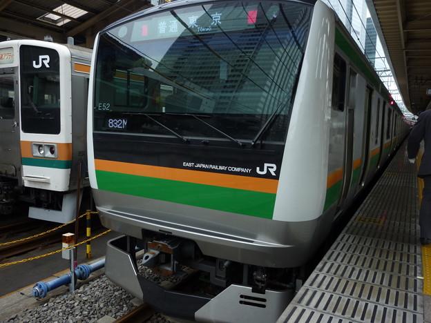 JR東日本E233系横コツE52編成
