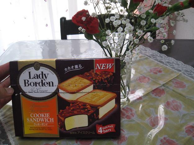 Lady Borden これ美味しいです!