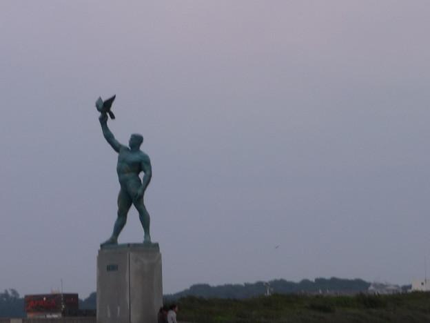 Photos: 平和の像