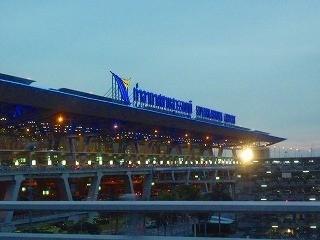 スワンナブーム国際空港
