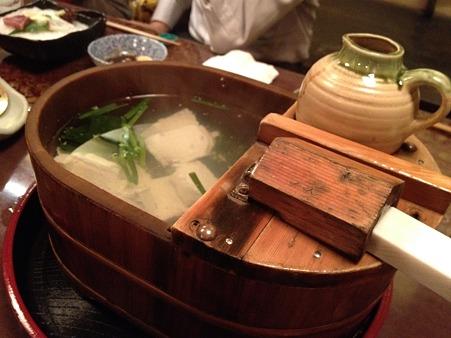 湯豆腐「豆水楼」
