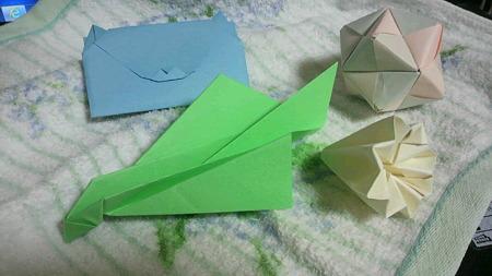 猫のポチ袋、紙飛行機、くす玉パーツ...