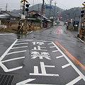 栃木県国道123号真岡鉄道茂木駅近く その1