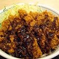 Photos: 牛カツ丼