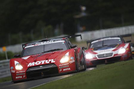 SUPER GT 第5戦