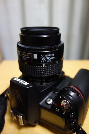 ニコン35-70mm購入