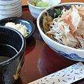 Photos: 越前おろしそば(北陸道【下り】・南条SA)