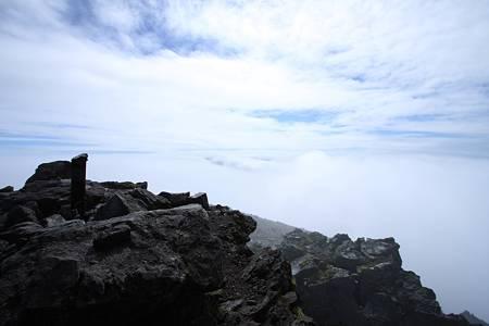 羅臼岳山頂01