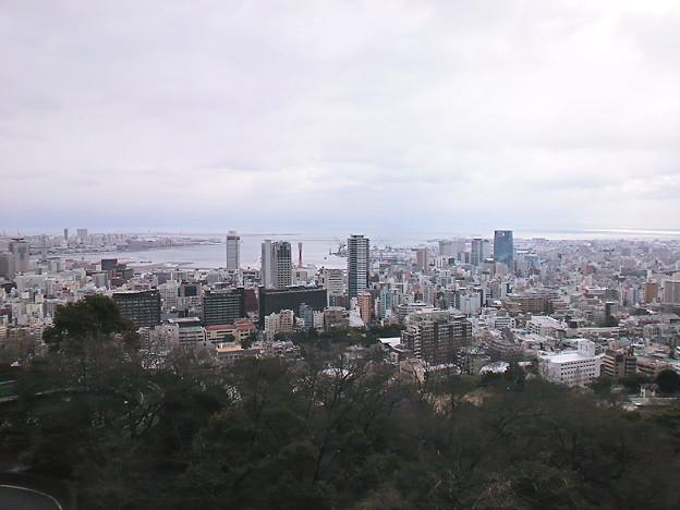 諏訪山公園からの眺め