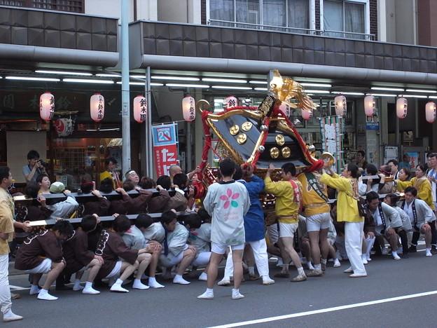 南千住・素盞雄神社・天王祭 2009年6月6日 10