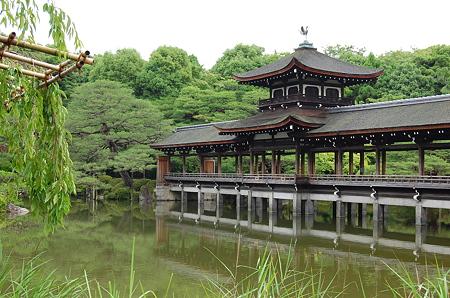 平安神宮神苑太平閣 2