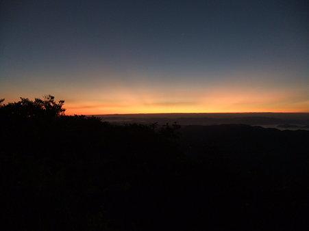 夜明け前2