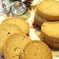 写真: ピーナツバタークッキー