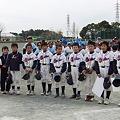 Photos: CIMG1418:メダルを貰った牛川P