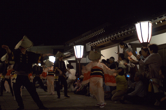 写真: おわら風の盆2009 02