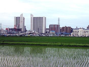 海老名駅西口風景09