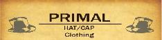 帽子&Clothing PRIMAL フライヤー bana