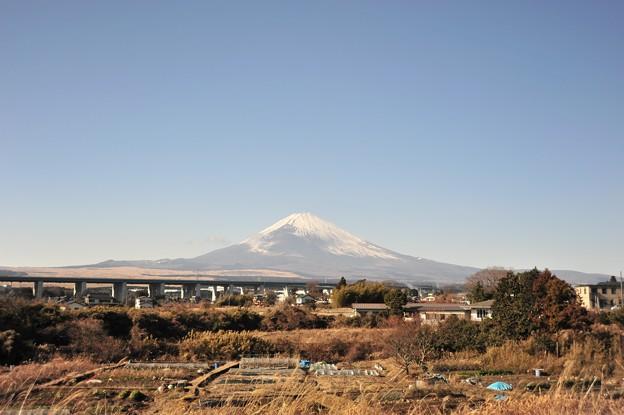 御殿場線 富士岡駅より