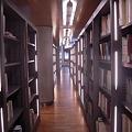 Photos: アレキサンドリア図書館 書架