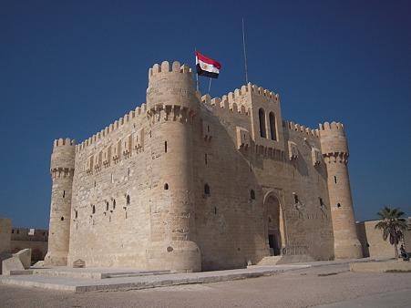 カーイトゥベーイの要塞