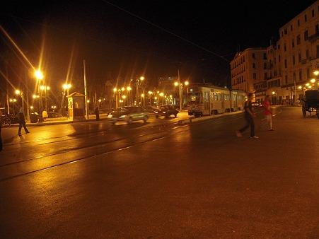 夜のアレキサンドリア