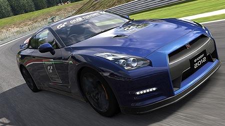 GTアカデミー2012 GT-R35