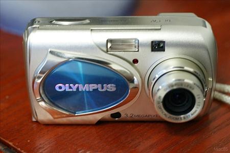 OLYMPUS μ-15 DIGITAL